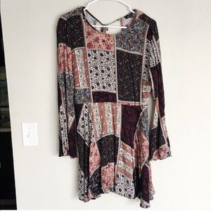 🟡AEO | boho dress - size medium